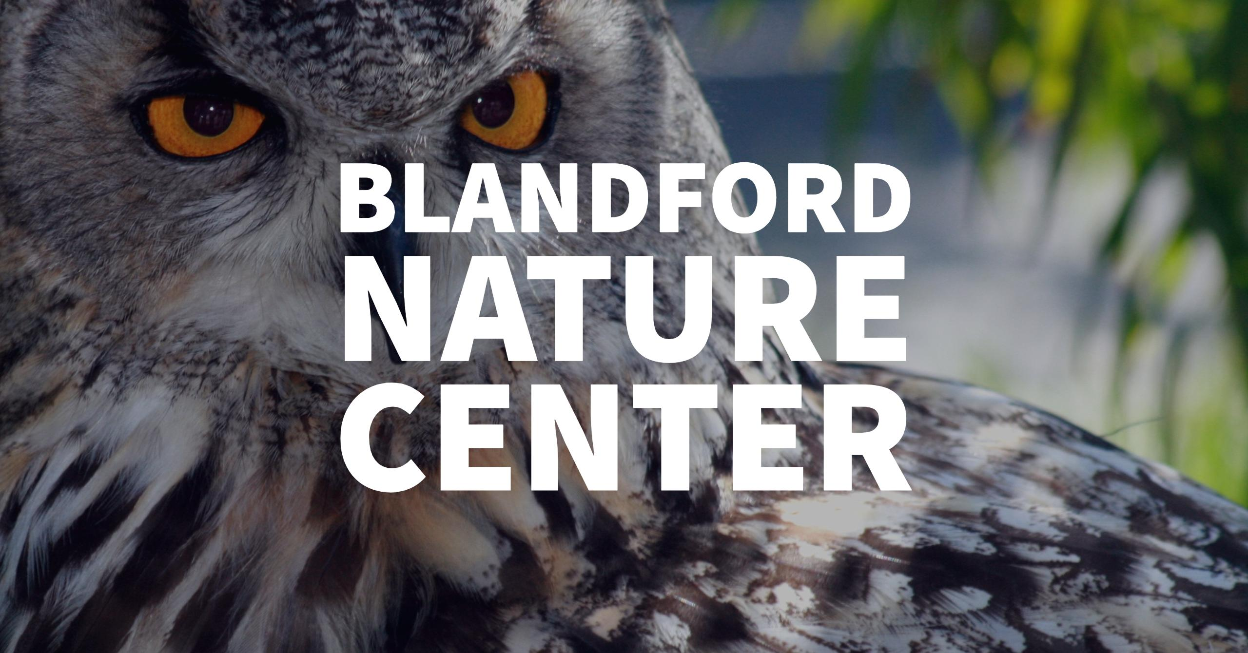 Blandford Nature Center